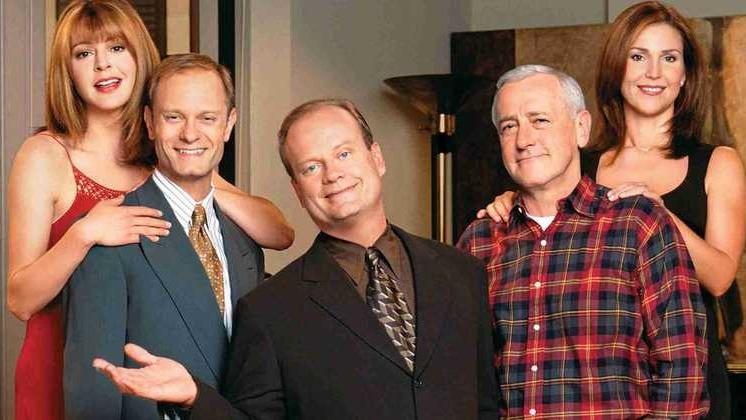 humoristična serija Frasier
