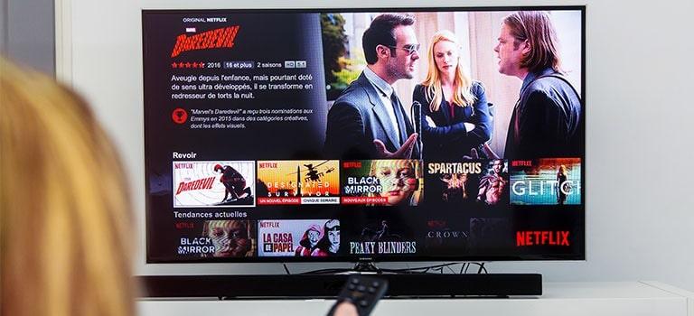 budžet Netflixa