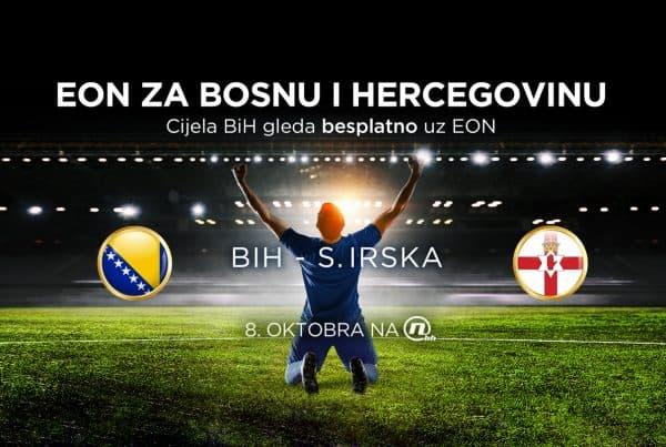 Cijela BiH gleda besplatno Zmajeve uz EON