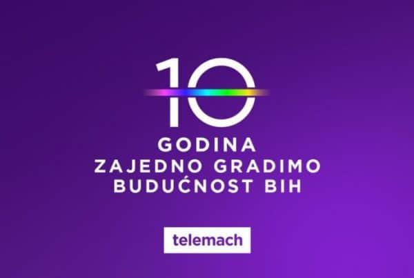Prva decenija Telemach-a u BiH