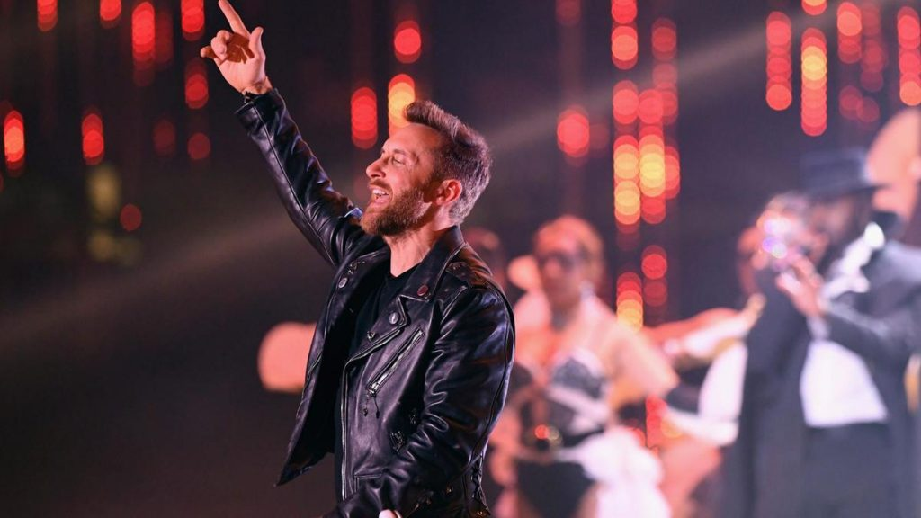 David Guetta proglašen je najboljim DJ-em na svijetu
