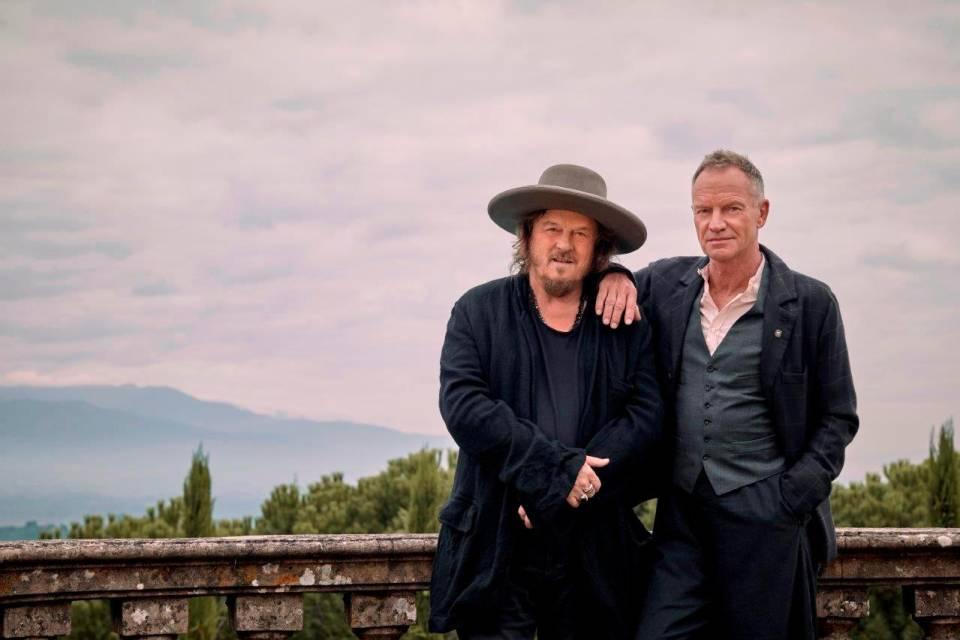 Sting objavio duet sa Zuccherom, uskoro i izlazak novog albuma