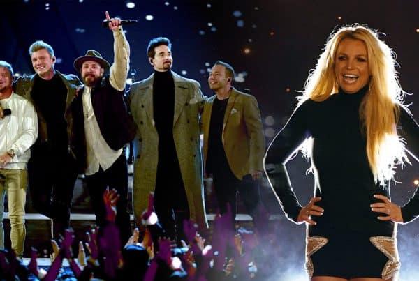 Britney Spears i Backstreet Boys