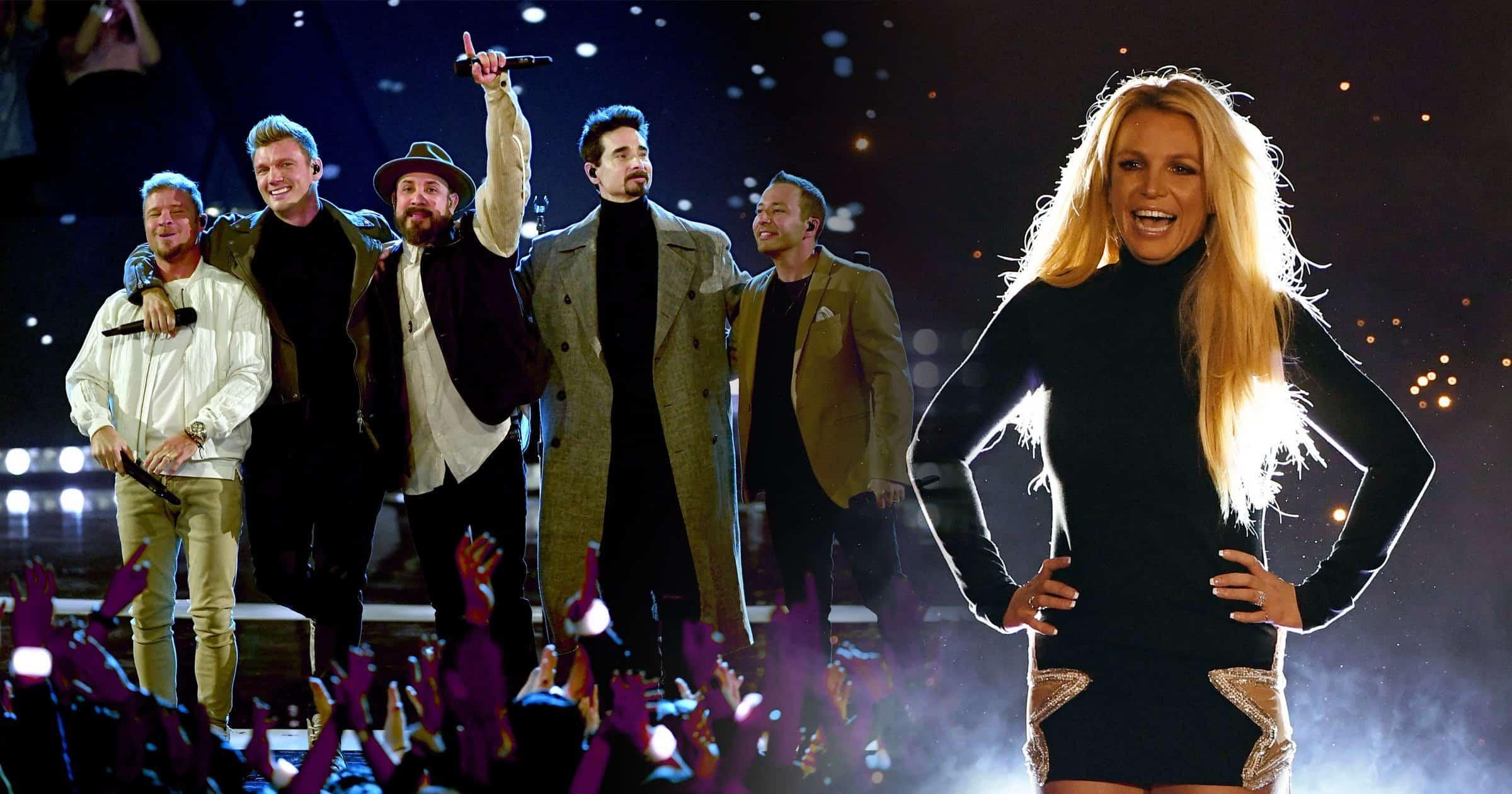 """Poslušajte zajedničku pjesmu Britney Spears i Backstreet Boys """"Matches"""""""