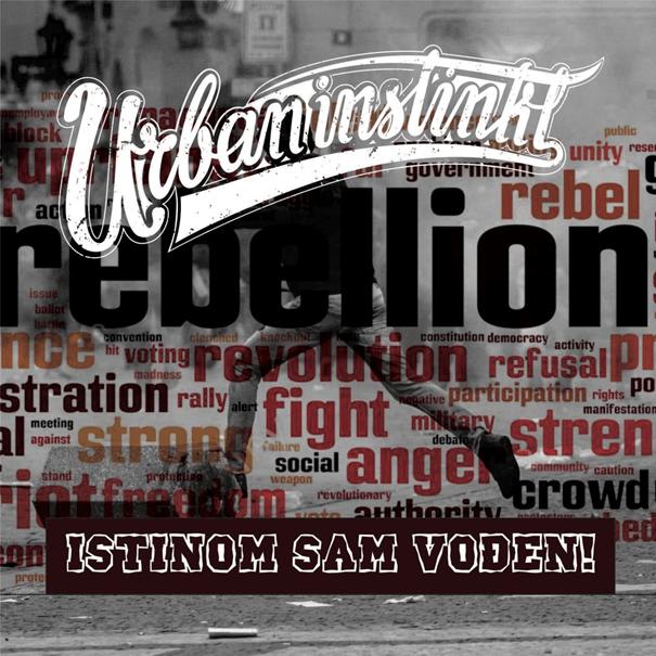 """Poslušajte novi singl grupe Urban Instinkt """"Istinom sam vođen""""!"""