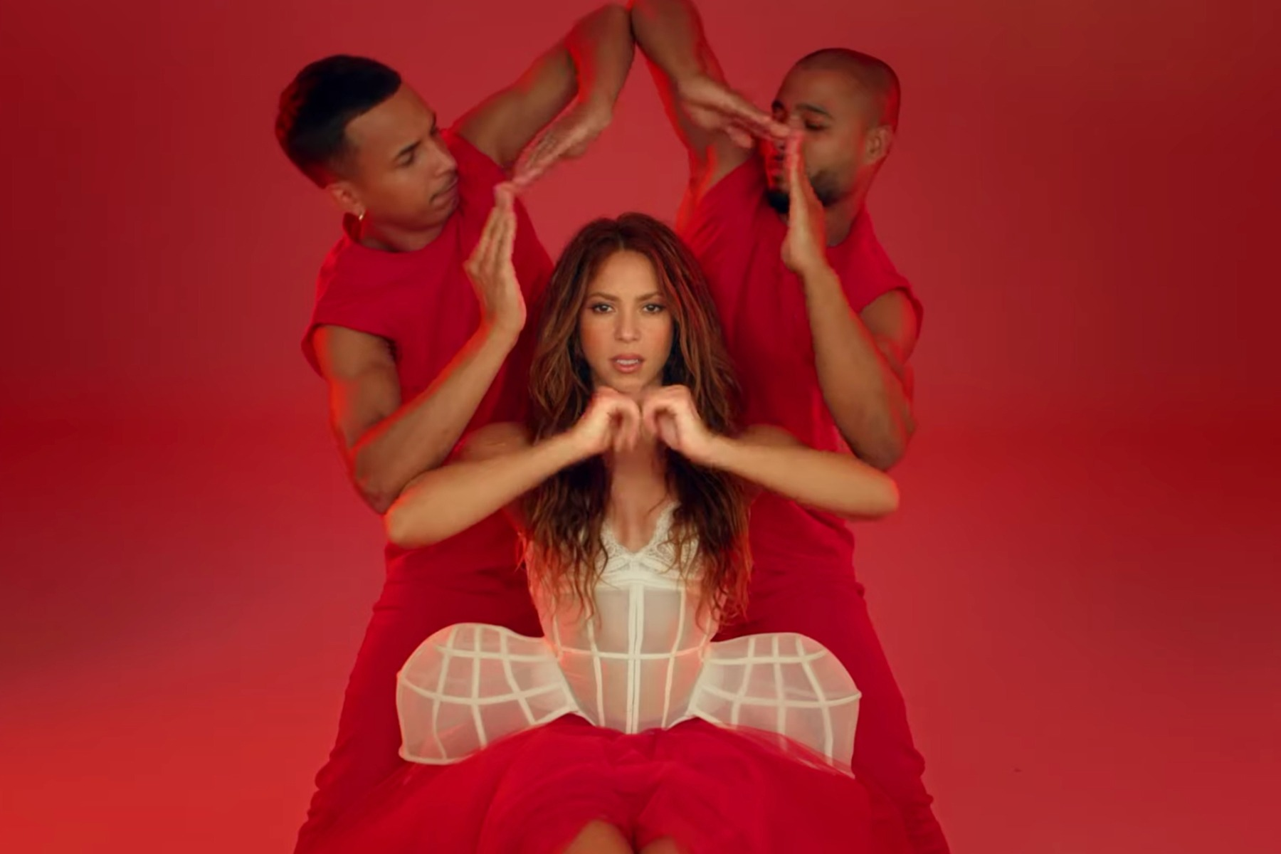 Black Eyed Peas i Shakira objavili novu pjesmu 'Girl like me'