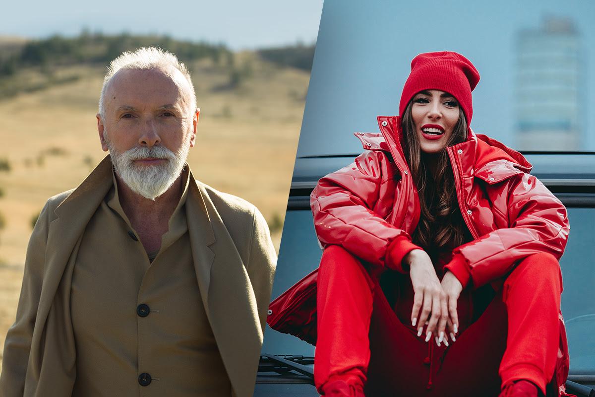 Dino Merlin premijerno predstavlja duet sa Senidah na novogodišnjem online koncertu
