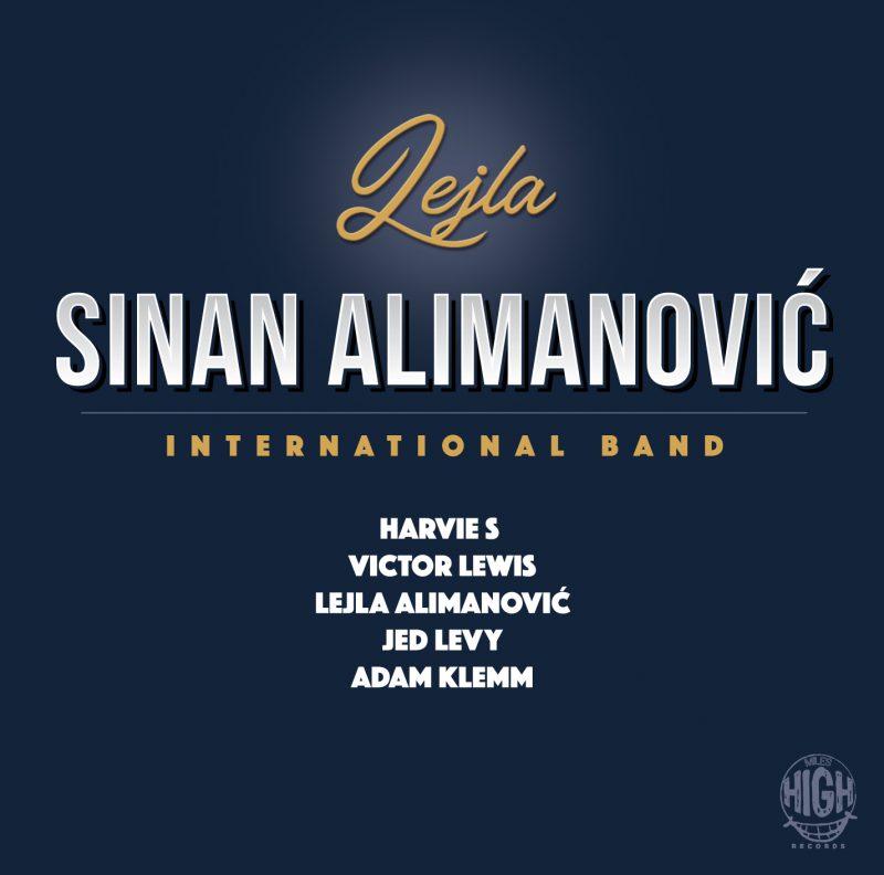 novi album Sinana Alimanovića