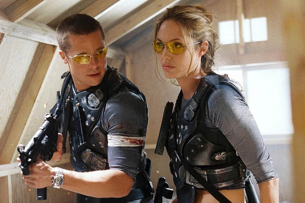 Dolazi nam serija gospodin i gospođa Smith, pogledajte ko ih glumi
