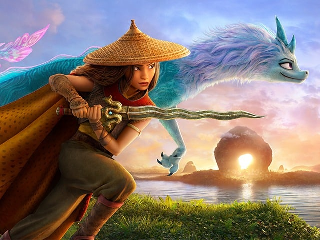Novi film Disney produkcije – Raya and The Last Dragon