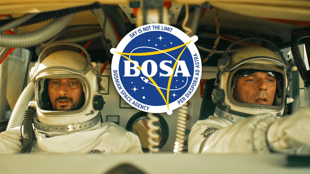 Novi spot Dubioze kolektiv: Bosanci osvajaju svemir!