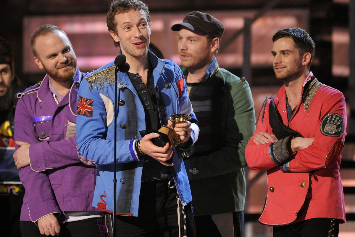 "Coldplay izbacio novu pjesmu ""Coloratura"""