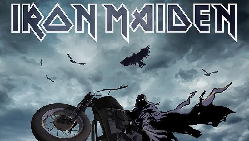 "Iron Maiden izbacio novi singl, poslušajte ""The Writing on the Wall"""