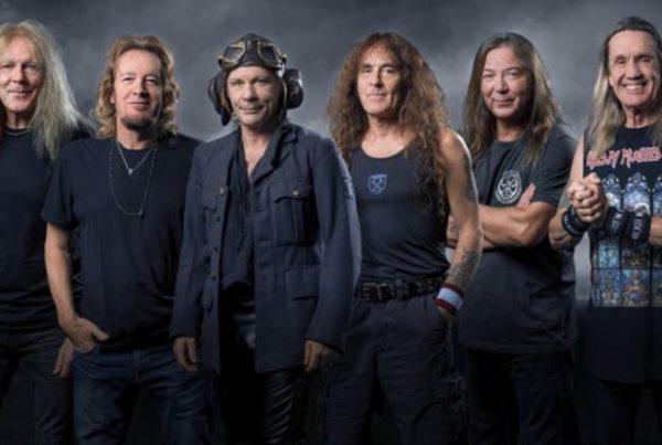 Novi album Iron Maidena izlazi uskoro