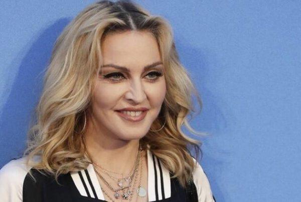 Madonna cover