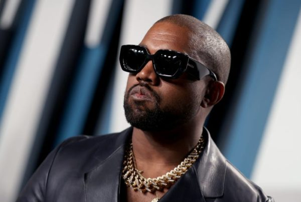 Reper Kanye West
