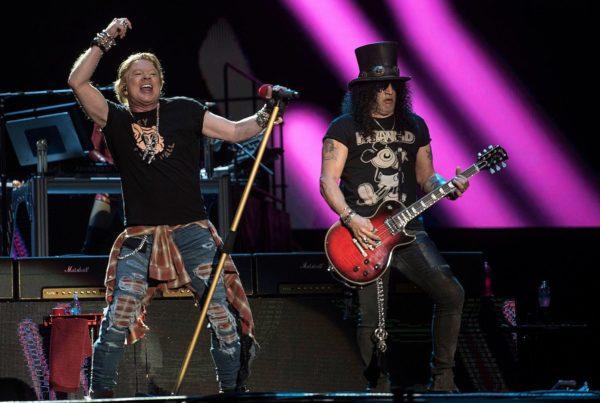 Guns N' Roses izbacili novi singl