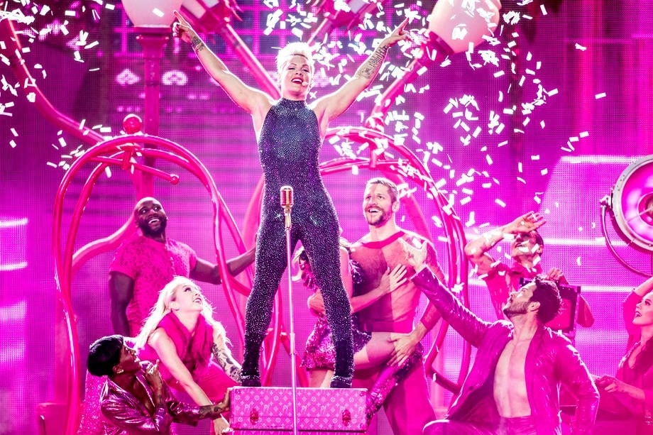 Pink je najslušanija umjetnica u Velikoj Britaniji