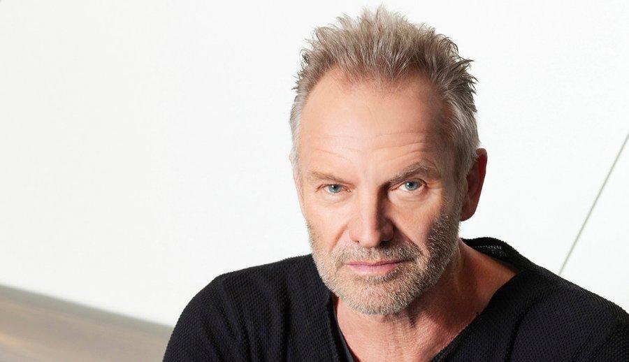 Sting objavio singl Rushing Water